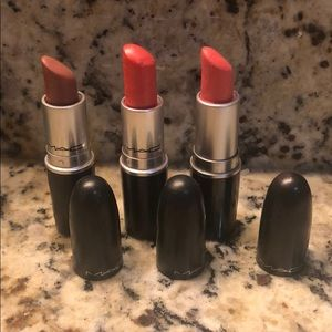 3-MAC lipsticks 👄